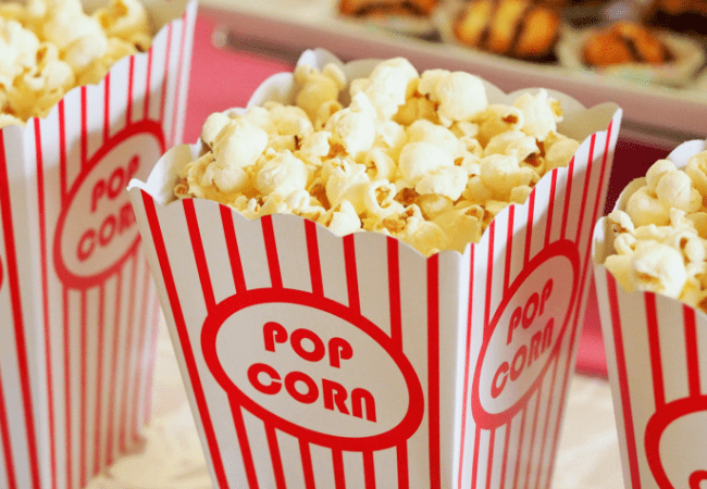 The Most Common Food to Get Stuck in Your Teeth - Popcorn