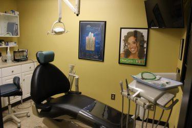 cirocco dental center examination room two