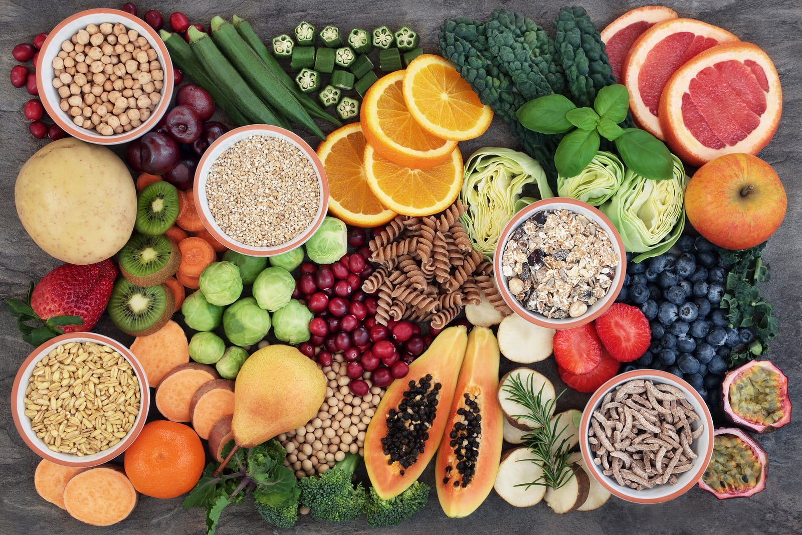 Healthy food options to improve diet
