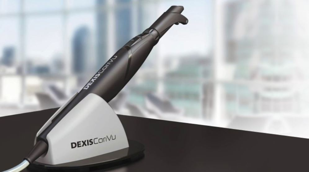 CariVu adavanced easy cavity detection device