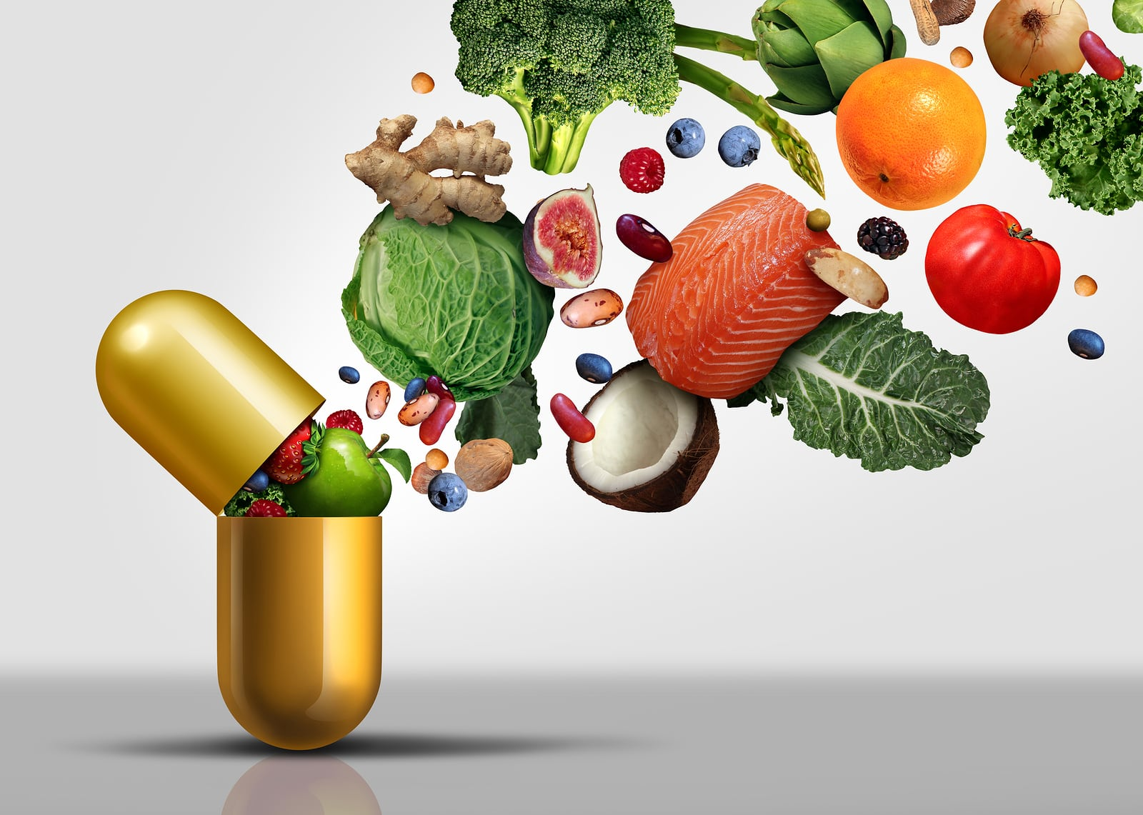 What vitamins should a woman take on a daily basis